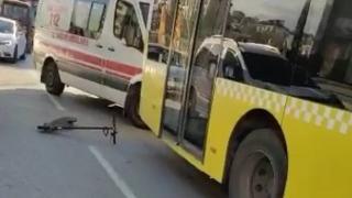 Ümraniye'deki scooter faciasında 1 tutuklama