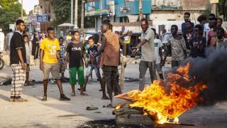 Sudan'da 'darbe karşıtı' gösteriler: 4 ölü, 140 yaralı
