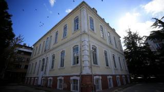 2. Abdülhamid Han'ın yaptırdığı ilkokul binası restore edilecek