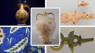 2021'de 424 tarihi eser ait olduğu Anadolu topraklarına döndü