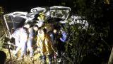 Virajı alamayan kamyonet devrildi: 3 ölü