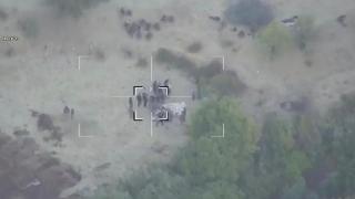 """""""UÇBEY""""in ilk operasyonunda gri listedeki terörist vuruldu"""
