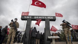 PKK'nın katlettiği 33 Yavi şehidi, katliamın 28. yılında anıldı