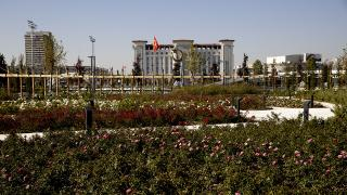 AKM Millet Bahçesi açılıyor