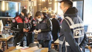 Bolu'da 200 polisin katılımıyla denetim yapıldı