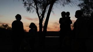 Honduras'tan ABD'ye gitmek isteyen binlerce düzensiz göçmen yola çıktı