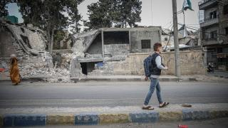 İdlib mağdurları: Komşularım ve okula giden çocuklar öldü
