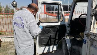 Konya'da araç hırsızlığına karıştığı ileri sürülen şüpheli Niğde'de yakalandı