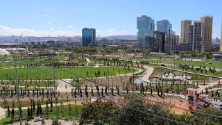 AKM Millet Bahçesi yarın açılıyor