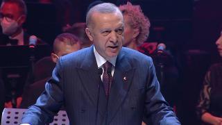 Cumhurbaşkanı Erdoğan: Kadını erkeği ile güçlü Türkiye'yi inşa etmekte kararlıyız