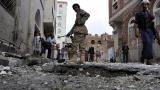 Husilerden, Marib'e balistik füzeyle saldırı