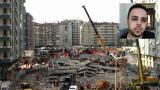 Zümrüt Apartmanı faciasından sağ kurtulan kişi balkondan düşerek hayatını kaybetti
