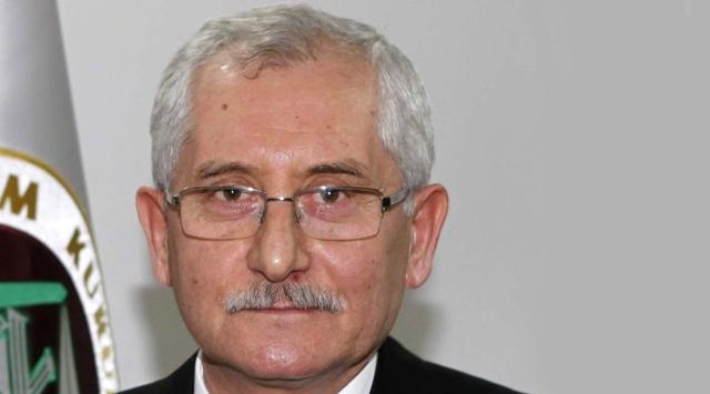 YSKya yeni başkan