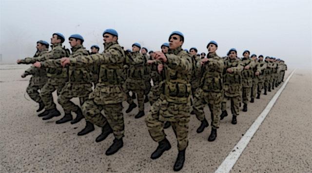 Ordudaki asker sayısı açıklandı