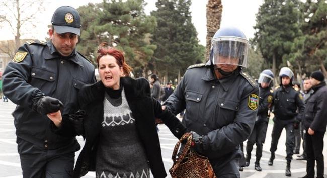 Azerbaycan Cumhur başkanlığından gözdağı