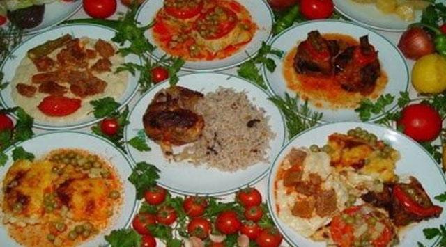 Ramazanda bütün besin grupları dengeli tüketilmeli