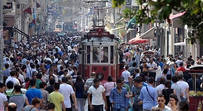 Türkiye nüfusu alarm veriyor