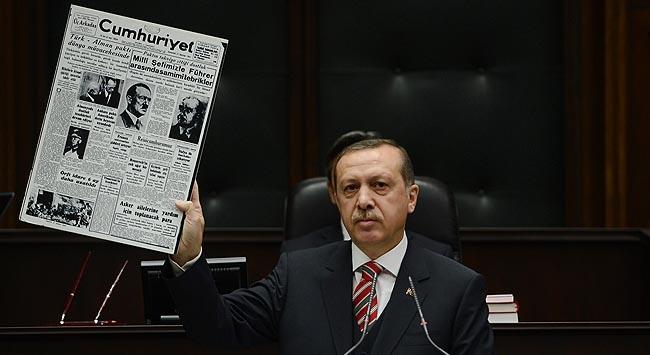 """Başbakandan Kılıçdaroğluna """"DHKP-C"""" tepkisi"""