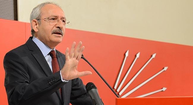 """Kılıçdaroğlundan Başbakana """"Şangay"""" tepkisi"""