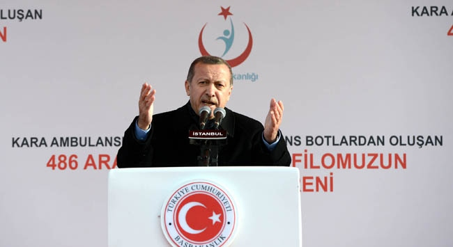 Başbakan Erdoğandan patlama açıklaması