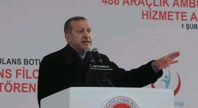 Başbakan Erdoğan, Gülsüm Kabadayıyı kutladı