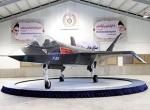 İrandan yeni bir savaş uçağı