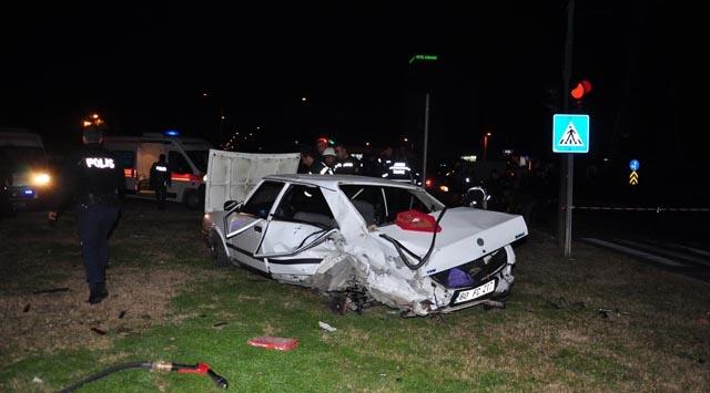 Adanada kaza: 2 ölü