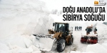 Doğu Anadoluda Sibirya soğuğu