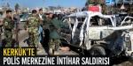Kerkükte patlama: 33 ölü