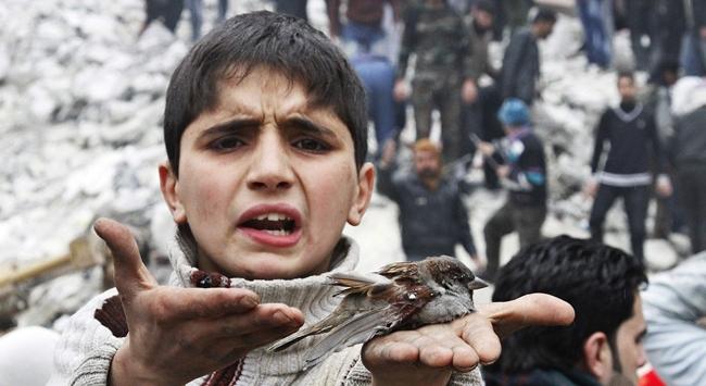 Suriyede ölüm hız kesmiyor