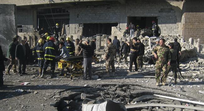 Bağdatta intihar saldırısı: 19 ölü
