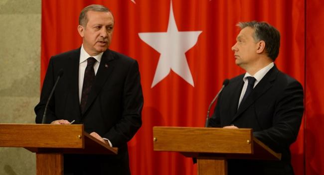 """Başbakan Erdoğandan """"Nabucco"""" uyarısı"""