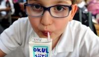 Okul sütü dağıtımı Bursa'da başlıyor