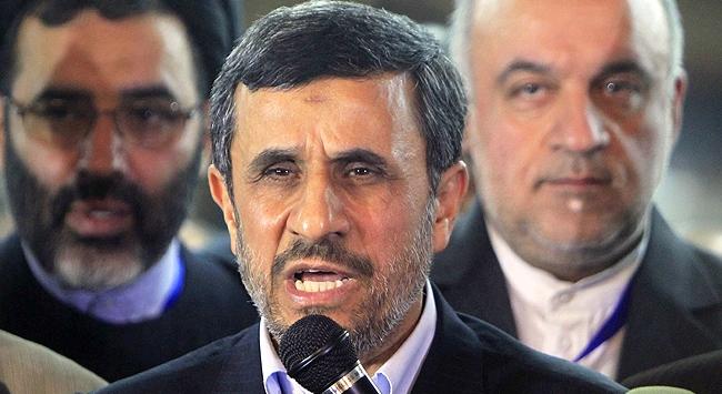 Ahmedinejad: İsrailin üzerine yürümeye hazırız