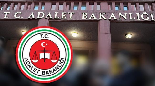 Adalet Bakanlığında 6 bürokratın görevi değişti