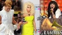 """Grammy'de kadın sanatçılara """"dekolte"""" uyarısı"""