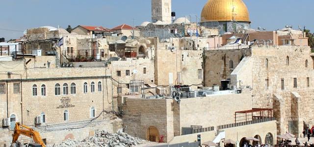 İsrail'in yıkımı Osmanlı eserlerine uzandı