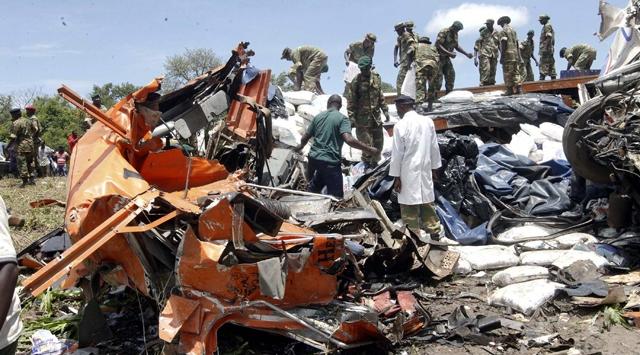 Zambiyada korkunç kaza: 51 ölü
