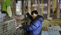 Hong Kong'da yoksullara kafes evler….