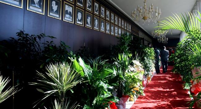 """""""Hoşgeldin"""" çiçekleri Mardine bağışlandı"""