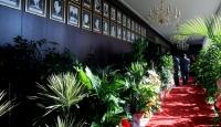 """""""Hoşgeldin"""" çiçekleri Mardin'e bağışlandı"""