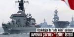 Japonya Çinden özür bekliyor