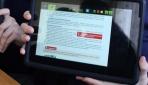 49 bin tablet dağıtılıyor