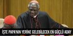 Papanın yerine gelebilecek en güçlü aday