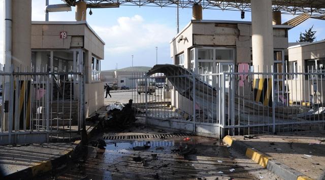Cilvegözü Sınır Kapısında patlama: 13 ölü