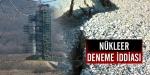 Nükleer deneme iddiası