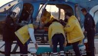 Saldırıda Yaralanan Polis Memuru Samsun'a Getirildi