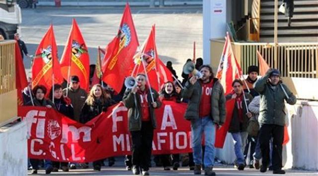 İtalyada Kemer Sıkmaya Tepki Büyüyor