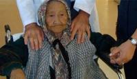 Hem En Yaşlı, Hem Türk Vatandaşı Oldu