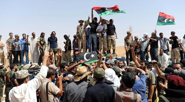 BM, Libya Ulusal Geçiş Konseyini Resmen Tanıdı